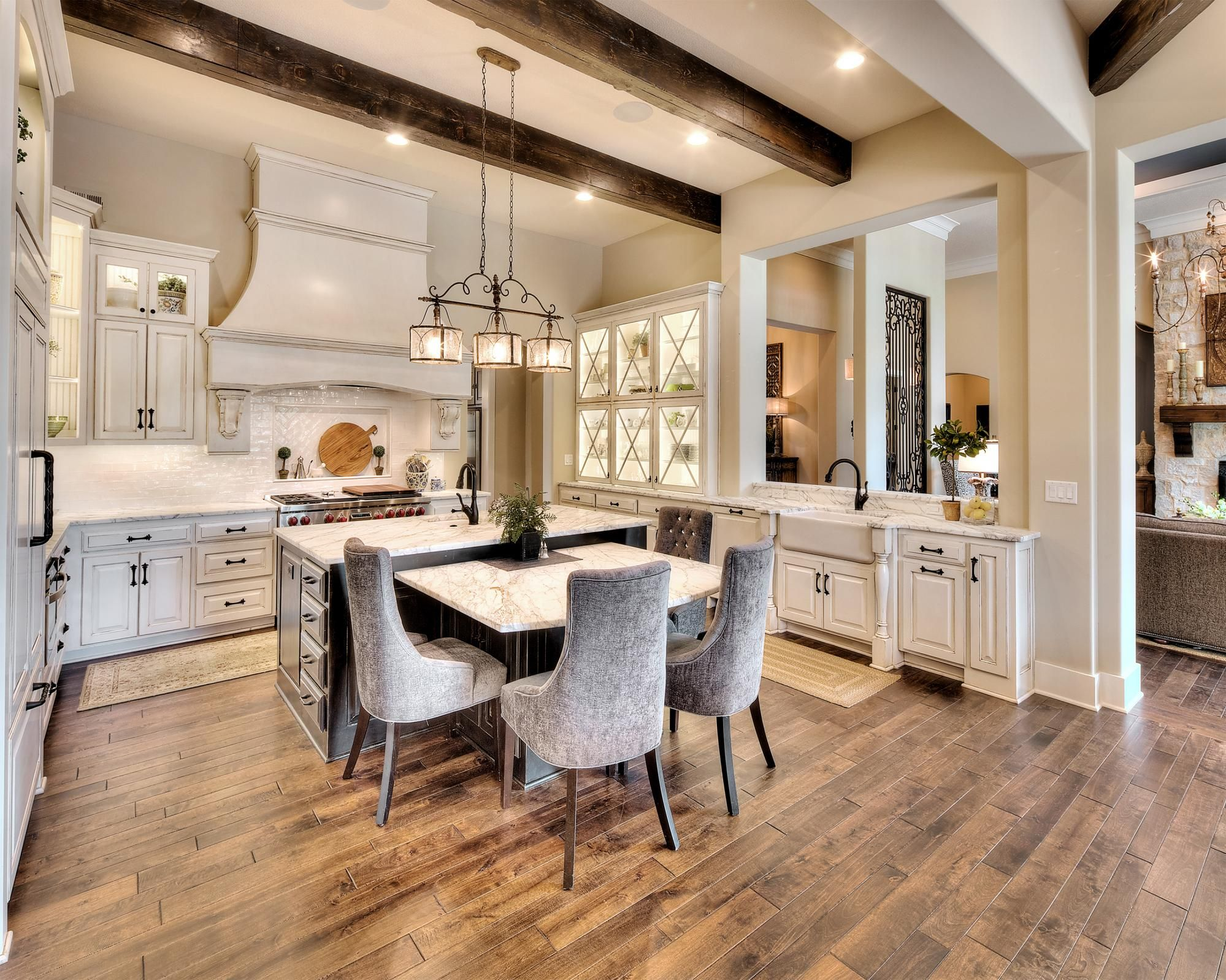 Kitchen Dining Photo Gallery Custom Homes In Kansas City Ks Starr Homes Home Home Decor Decor Interior Design
