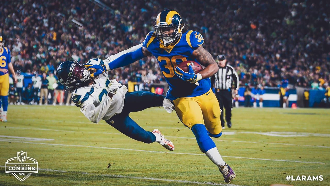 Mcvay Snead Confident In Gurley Heading Into 2020 National Football League News In 2020 National Football League National Football Football League