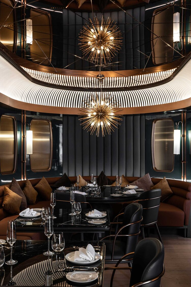 Michelin-starred restaurant TIRPSE Opens in Hong Kong — Design Anthology