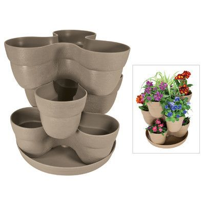 EmscoGroup Novelty Plant Stand (Set of 8)