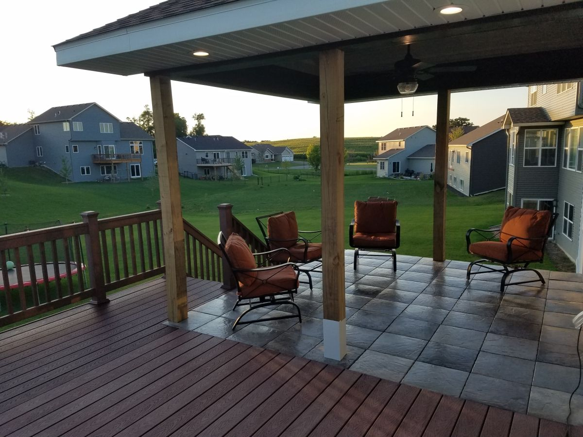 Gallery Outdoor Deck Tiles Alternative Decking Material