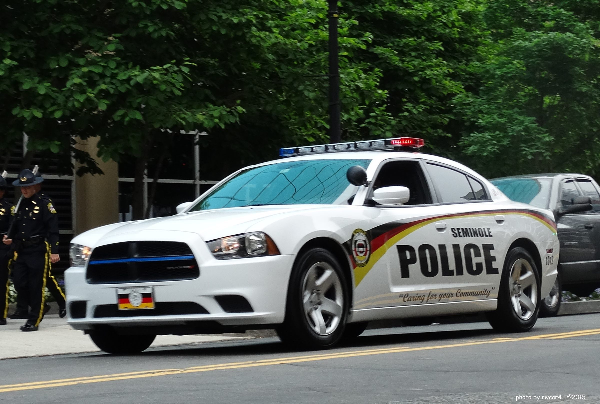 Seminole Tribe of Florida Police 2013 Dodge Charger ...
