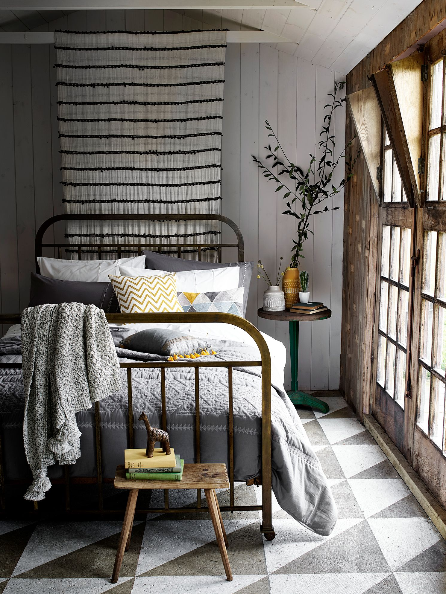 Etonnant Bring Tribal Elements And Interesting Textures Into Your Bedroom With Key  Pieces From The @sainsburys