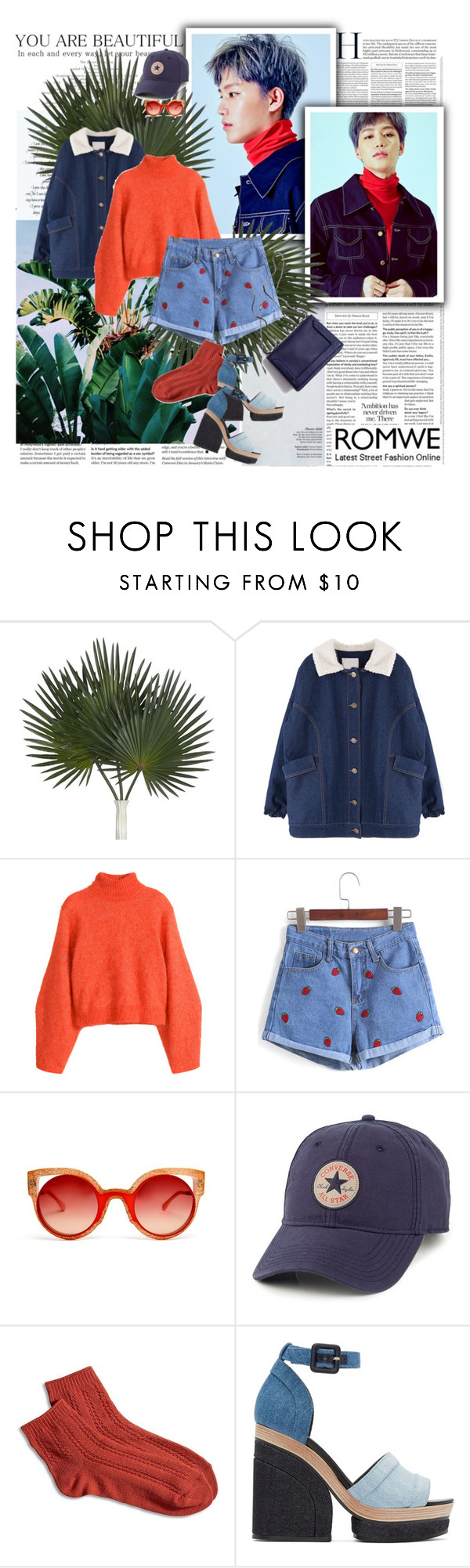 """""""Hold my hand (Taeil-NCT)"""" by ani-onni on Polyvore featuring мода, H&M, Fendi, Converse, Lucky Brand, Pierre Hardy и 3.1 Phillip Lim"""