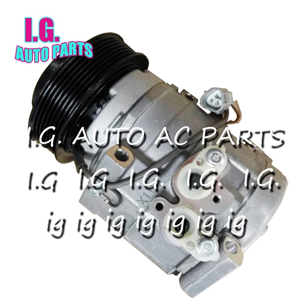 For Toyota Hiace Hilux Land Cruiser 2 5l 3 0l Car Air Conditioning Compressor Pump 88320 35730 88320 6a081 88410 Toyota Hiace Car Air Conditioning Land Cruiser