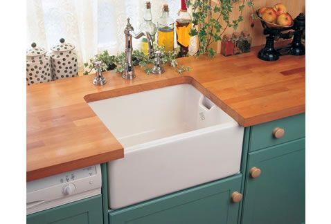 Handcrafted Kitchen Sinks Original Collection Pennine   Shaws Of Darwen