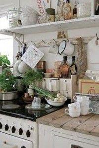 Landhaus Inspirationen | Homely | Küche, Küchen ideen und Deko küche