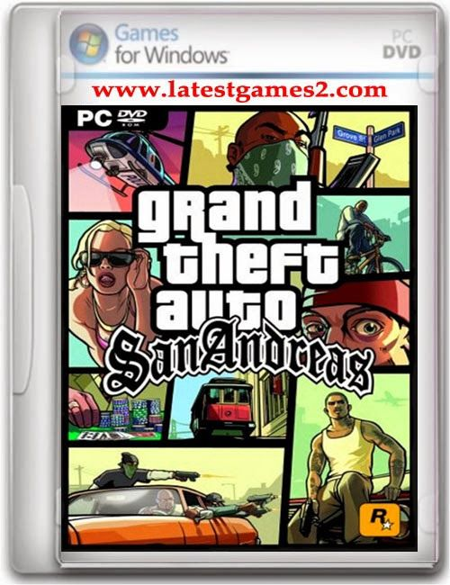 download gta game pc free san andreas