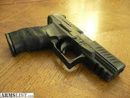 Walther PPQ 9mm 4 inch barrel