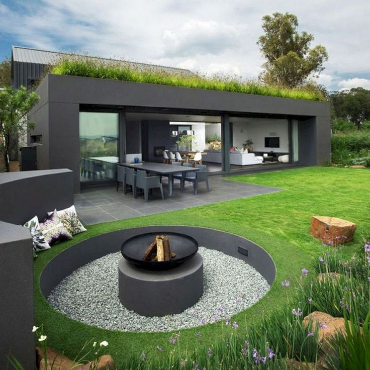 20+ Marvelous Modern Front Yard Landscaping Ideas - Modern #landscapingfrontyard