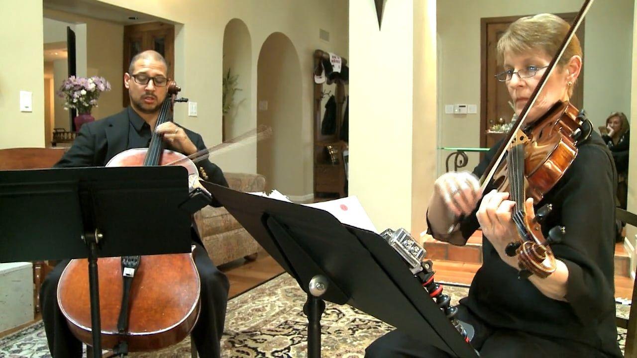String Quartet Arizona Classical Wedding Ceremony Musicians
