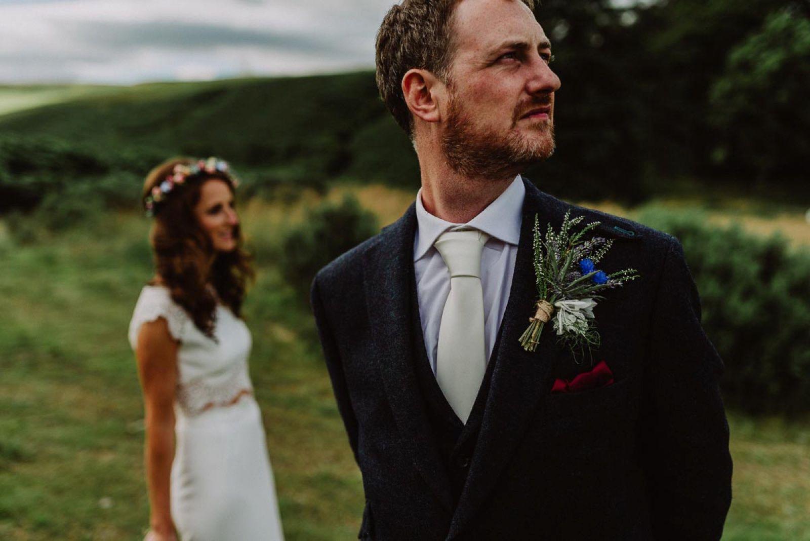 Hochzeitsfoto Schottland