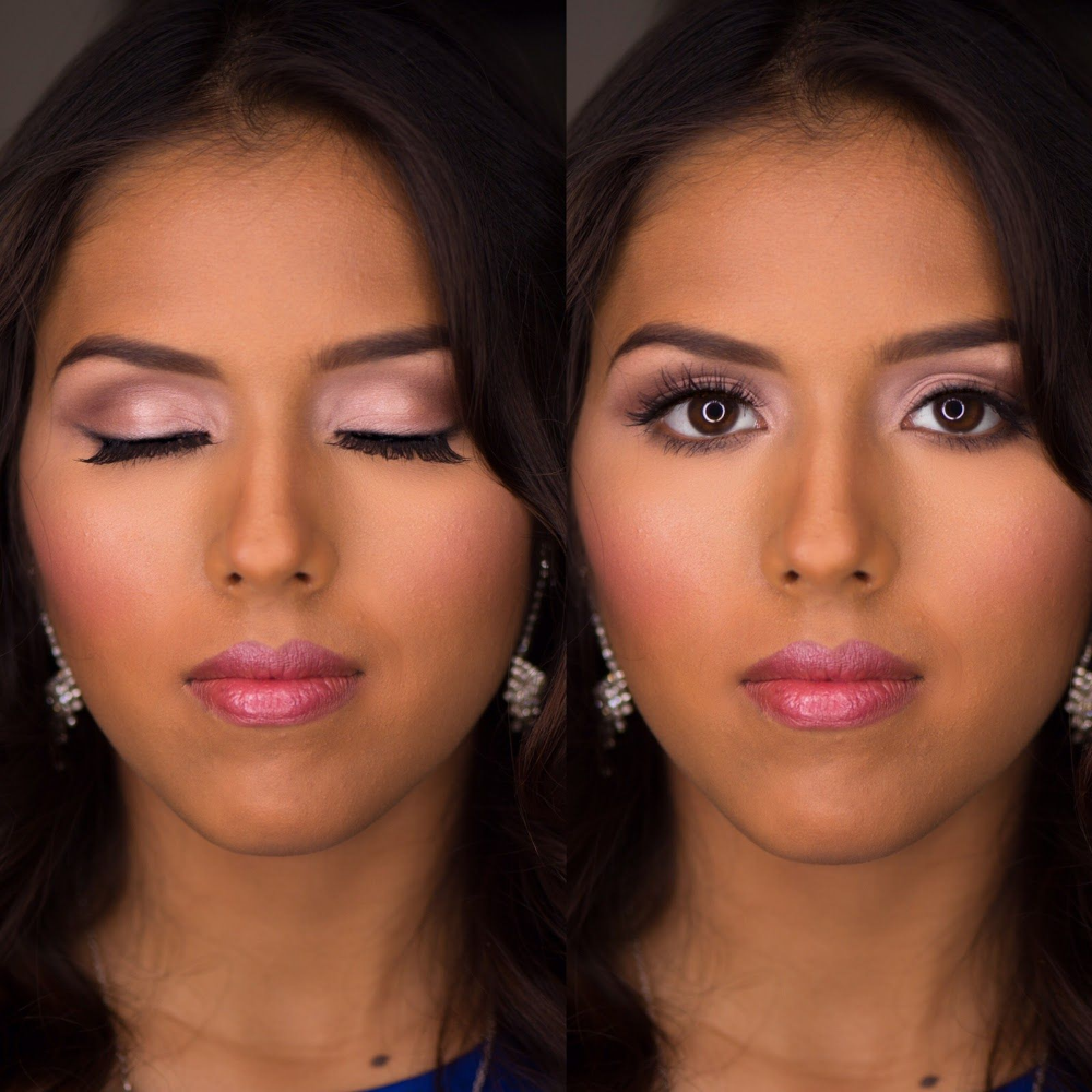 Hispanic Makeup San Antonio Artist Natural Hispanic