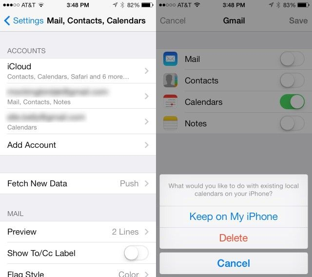 Sync Your Google Calendar To Your iPhone Or iPad (Or Both