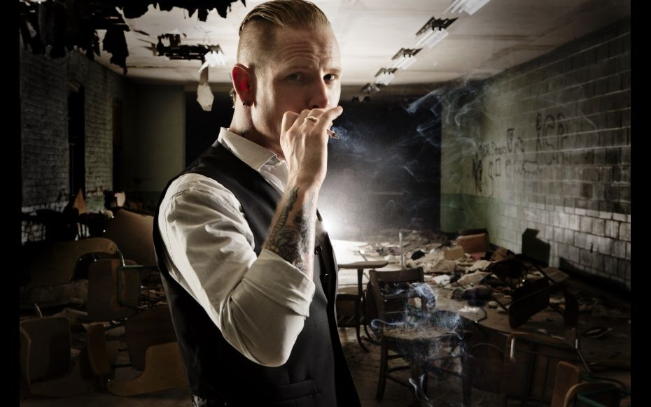 Slipknots Corey Taylor recalls being banned from joining