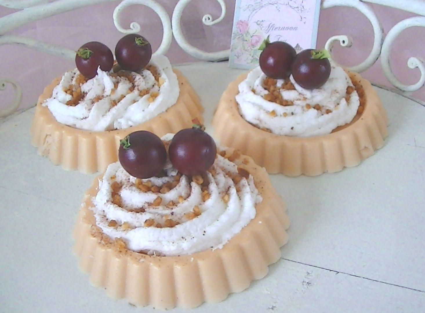 carameltaartje  www.zeepwinkelbrocanteenroses.nl