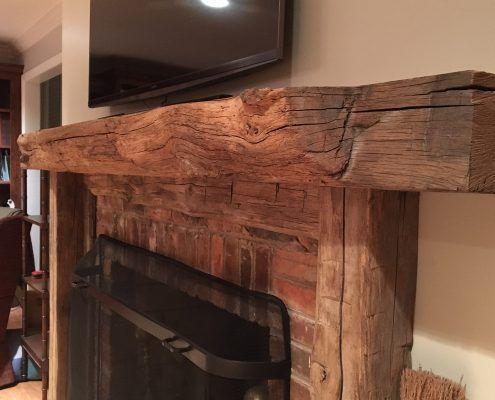 Reclaimed Wood Mantels Near Asheville Nc Reclaimed Wood