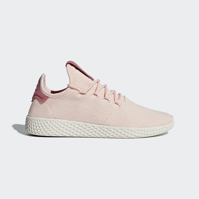 Pharrell Williams Tennis Hu Shoes Pink AQ0988   Sneakers men ...