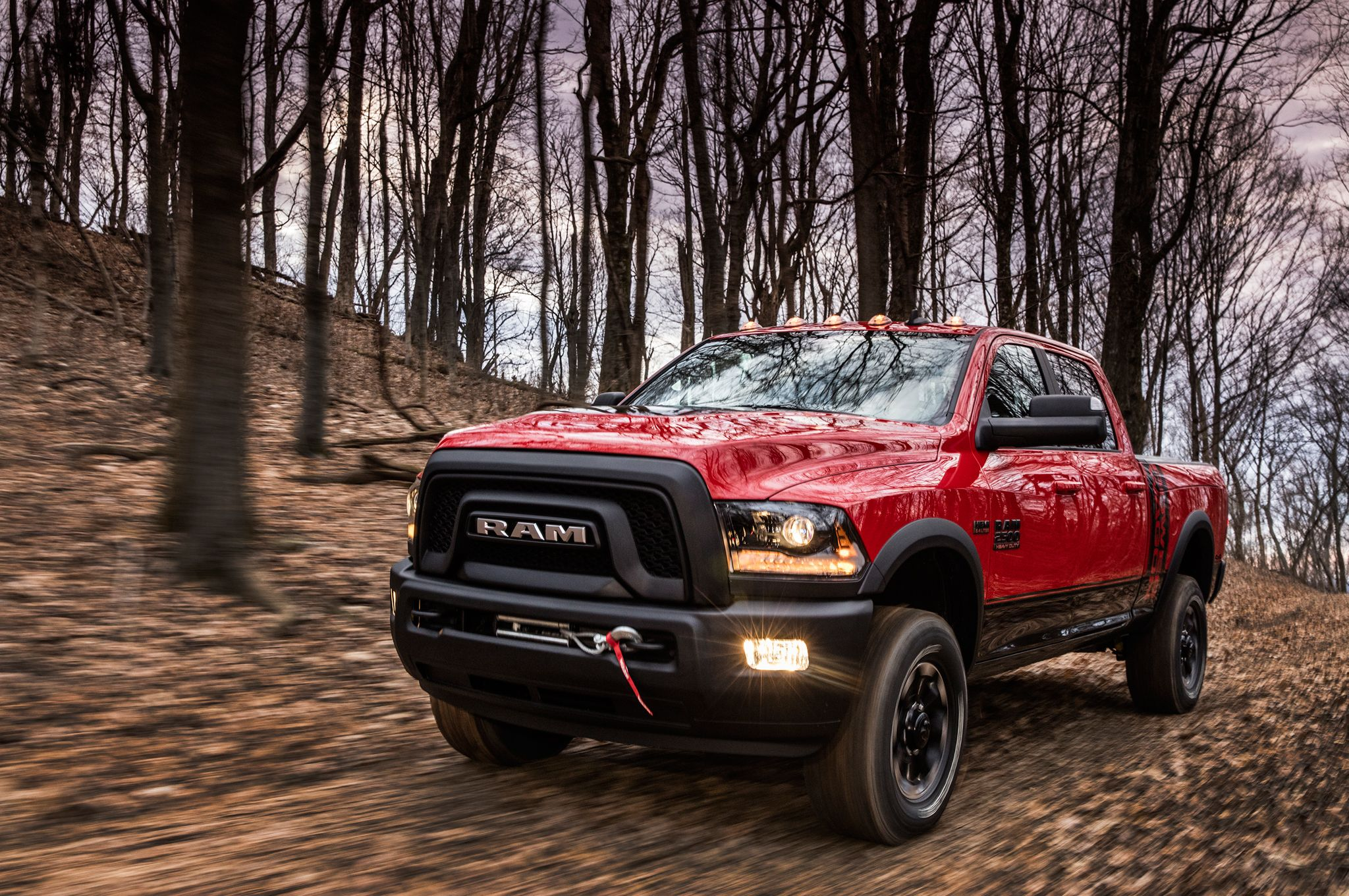 Putting the power in the 2017 ram 2500 power wagon 20 parts that turn a
