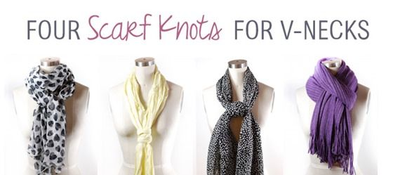 scarf-knots-for-vnecks