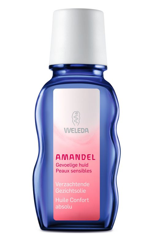 The natural Weleda Almond Softening Face Oil face is a deeply absorbent, fragrance-free treatment that gently restores your skin's healthy balance and revives its natural protective functions.    http://bit.ly/1g1yECu