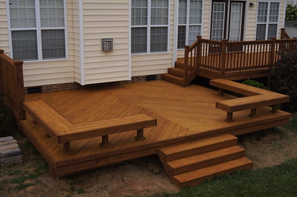 Deck Seating Ideas Design Build Custom Deck Seating Ideas Deck Deck Designs Backyard Deck Seating Patio Deck Designs