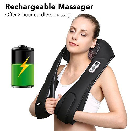 From 39.99 Naipo Shiatsu Neck And Shoulder Massage Deep ...