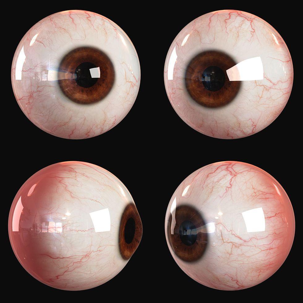 Eyeimage02 Shaders Pinterest Eye Images Eye And Anatomy