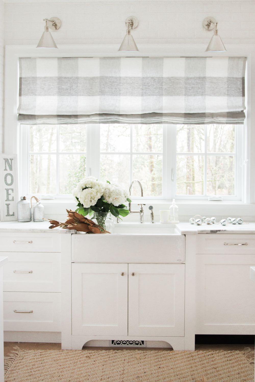 Cozy Up Your Home Farmhouse Style Kitchen Farmhouse Kitchen Curtains Country Kitchen Designs