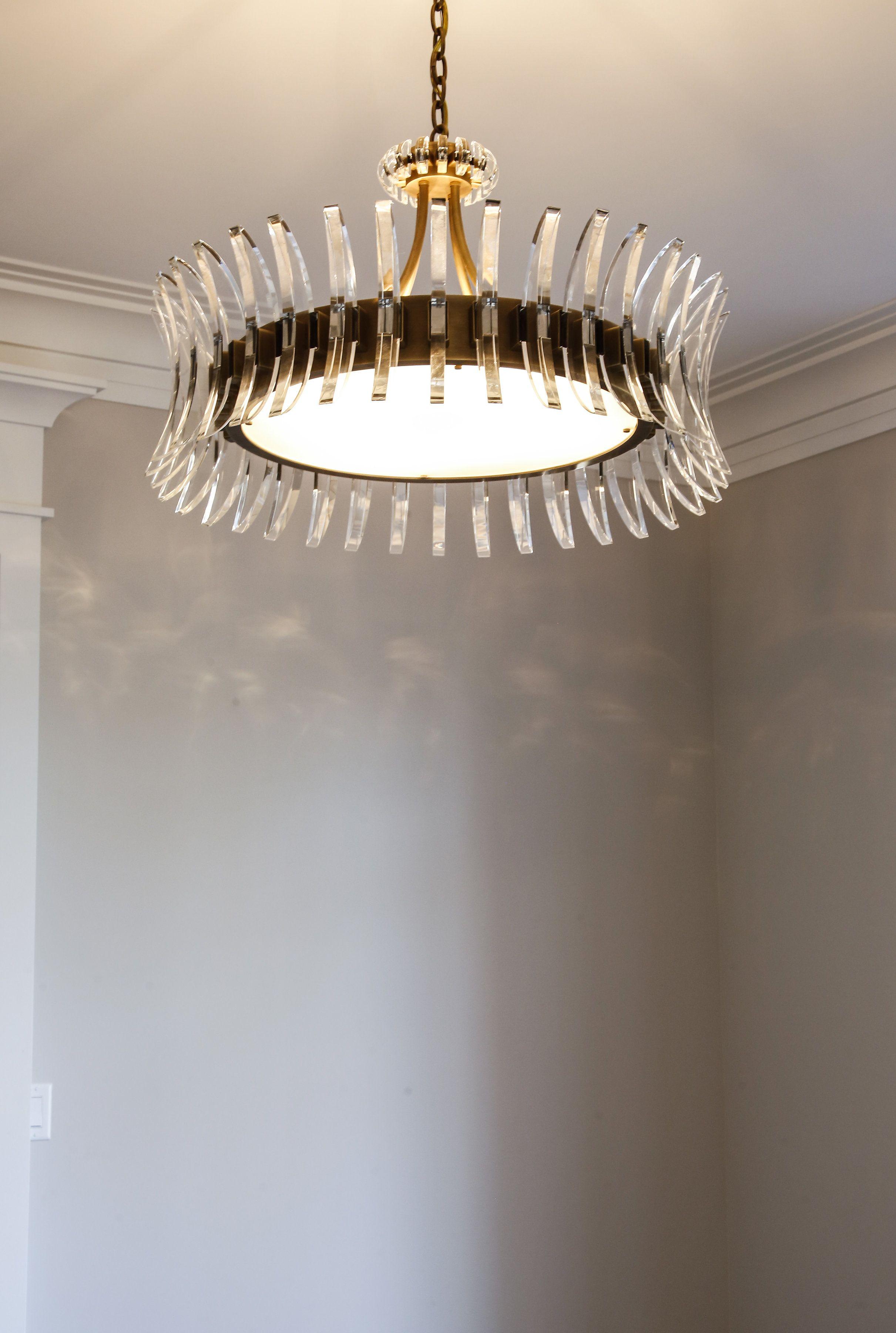 Lighting Design By Erin Schwartz Private Home In Clifton Virginia Still Under Construction Residential Lighting Ceiling Fan Commercial Lighting