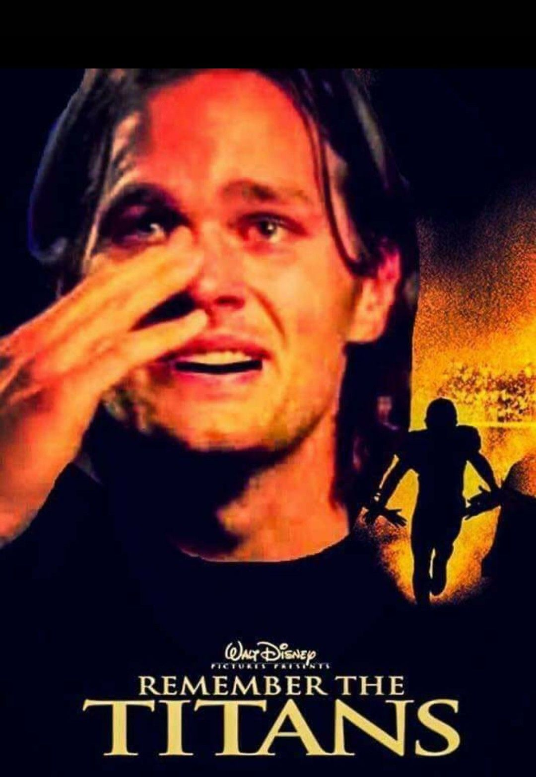 Remember The Titans Meme Brady