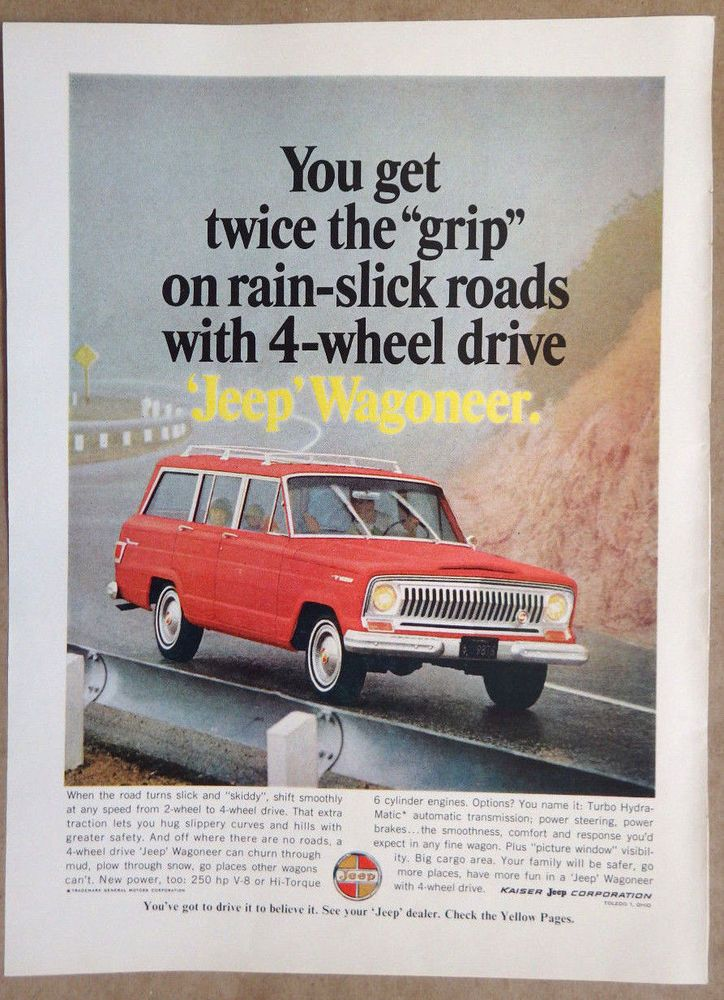 Product advertised Jeep Wagoneer. eBay! Jeep wagoneer