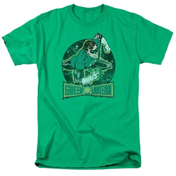 Green Lantern In The Spotlight T-Shirt