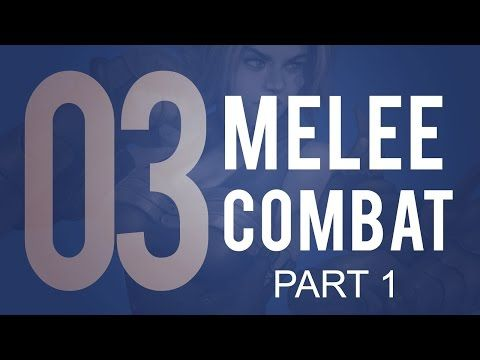 UE4 Blueprint Tutorial 03 - Melee Combat (1/6) - YouTube | Unreal