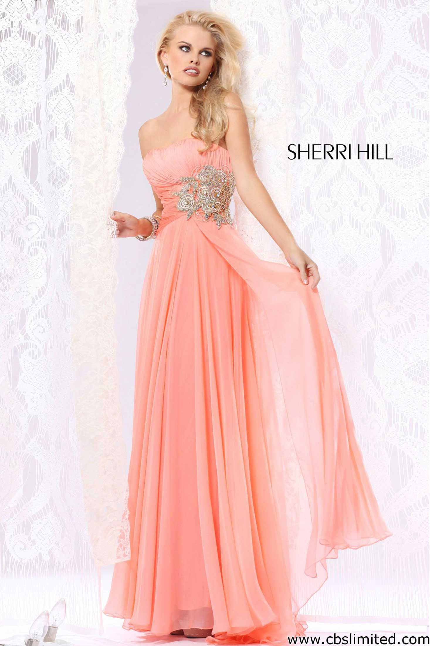 prom dresses 2013 - Sherri Hill | Prom dresses | Pinterest ...