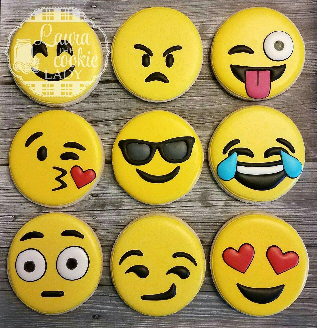 Who Doesn T Love Emojis Painted Rocks Kids Rock Painting Art Rock Painting Ideas Easy