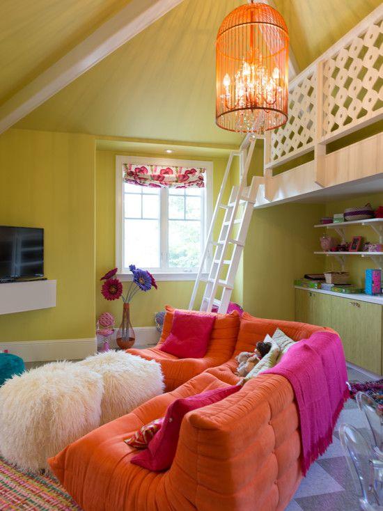 babyzimmer sichtschutz vorhang drapiert romantisch verspielt farben