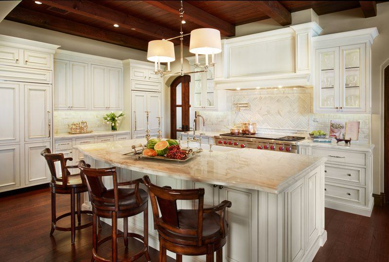Builder: Starion Custom Residences, Interior Design: Paige Bailey ...