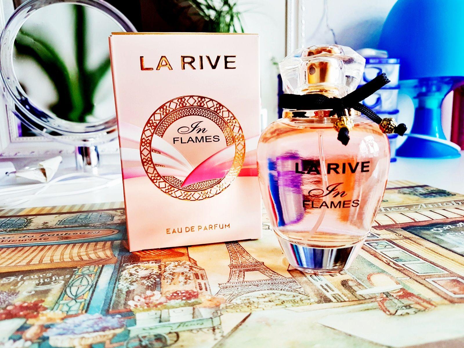 La Rive in Flames Parfum