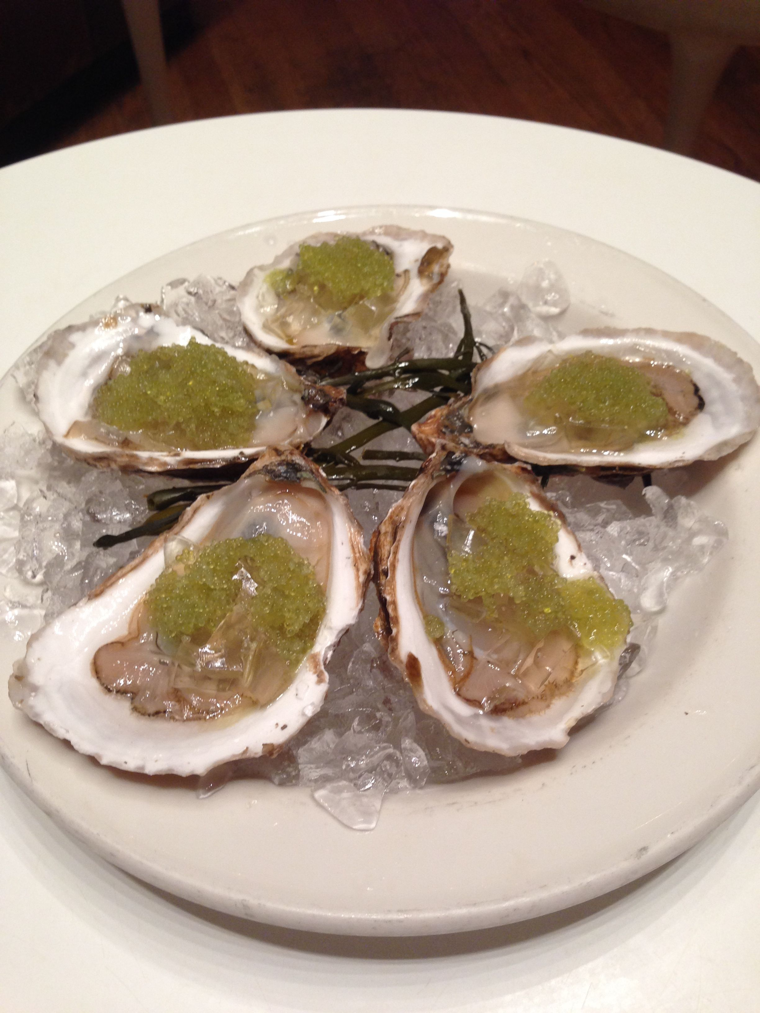 Pin On Oyster Week Featured Dishes
