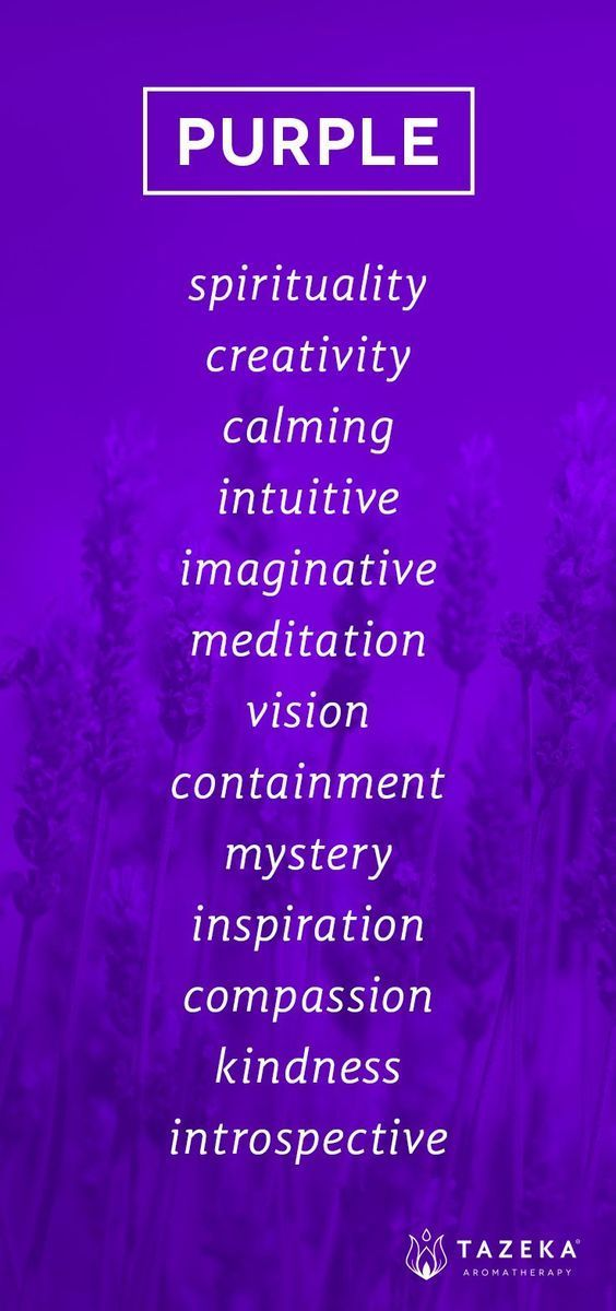 Words That Relate To The Color Purple Girly Quote Girl Purple Color