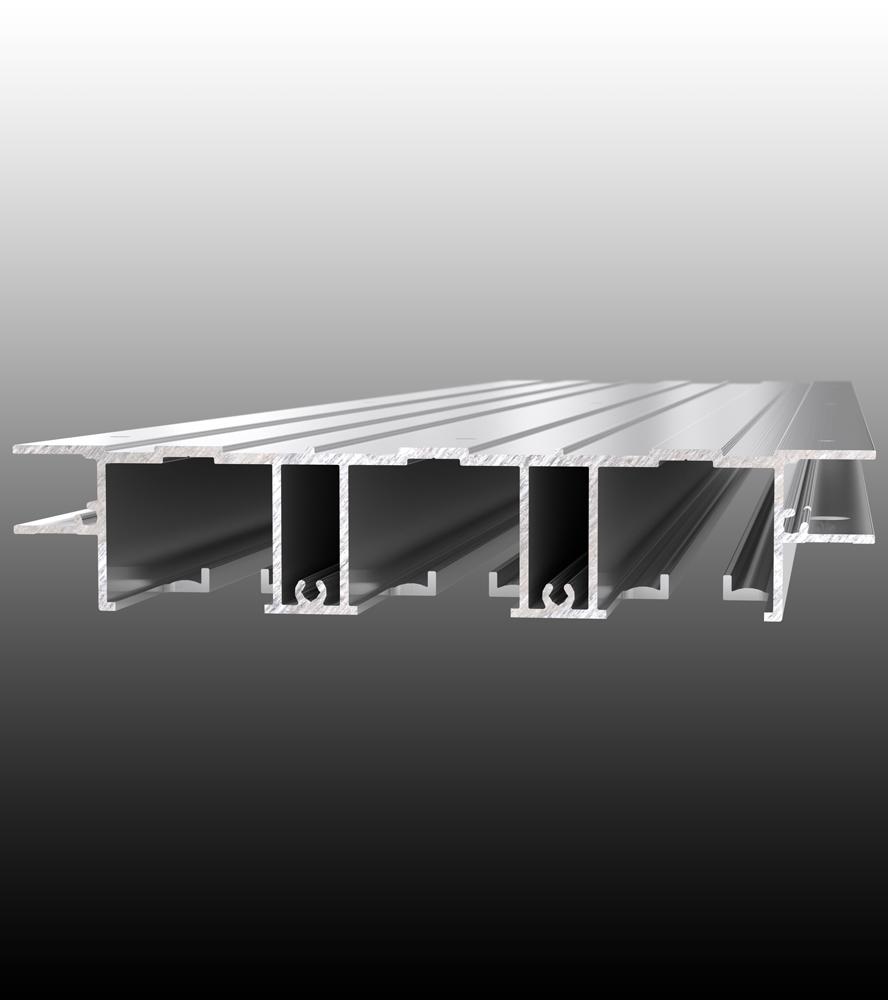 Full Height Triple Track 1 3 4 Door Hardware Sliding Door Systems Sliding Pocket Doors