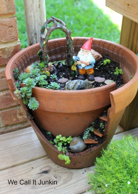 Miniature Fairy Gnome Gardens Gnome Garden Miniature Garden Miniature Fairy