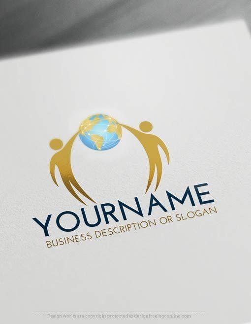 design a company logo free templates
