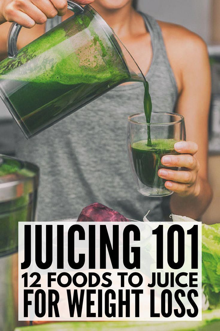 Juicing for Beginners: The Best Foods to Juice for Weight Loss