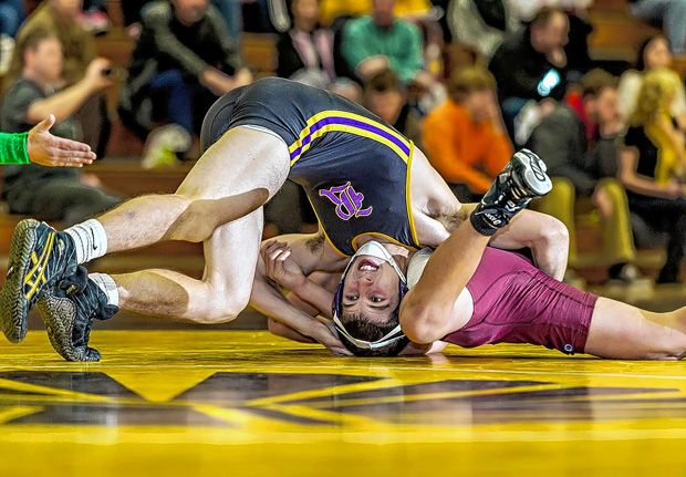 With 10 freshmen and seven sophomores in his program, Reynoldsburg High School wrestling coach Jared Ball can't help but be excited about the future.