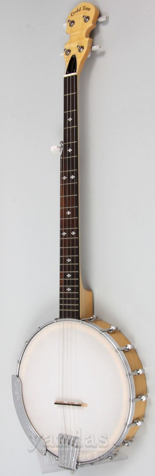 Gold Tone CC-100 Cripple Creek 5-String Open Back Banjo