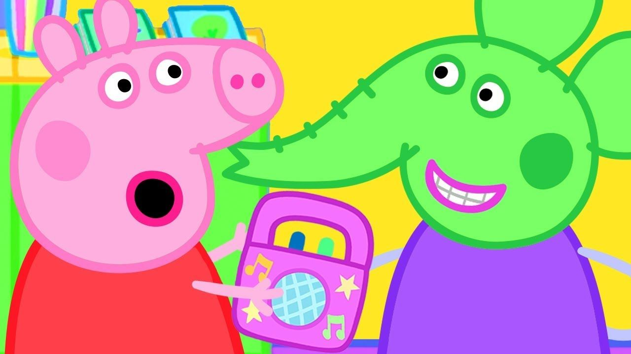 Peppa Pig Official Channel Peppa Pig And Emily Elephant S