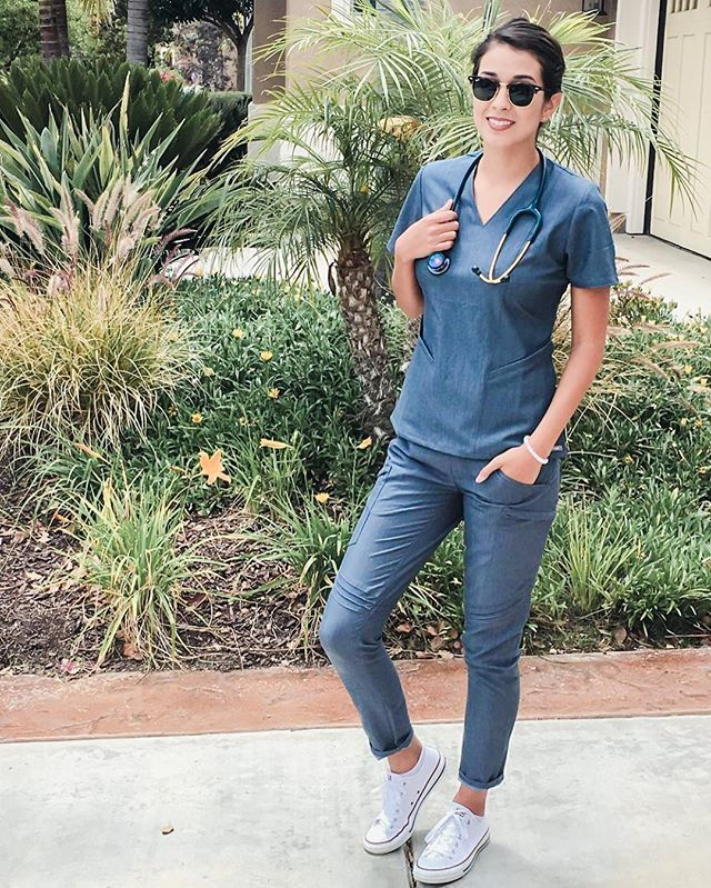 f4fab2ea80e Wear Figs Scrubs Review | threads for threads | scrubs for a cause | best  scrubs | seamless underscrub