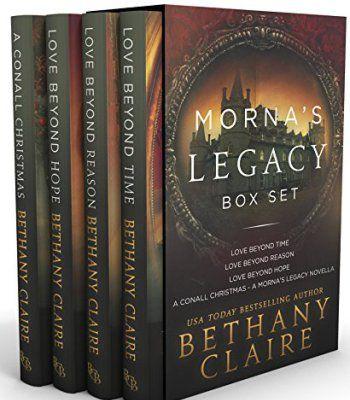 Mornas Legacy Box Set 1 Scottish Time Travel Romances